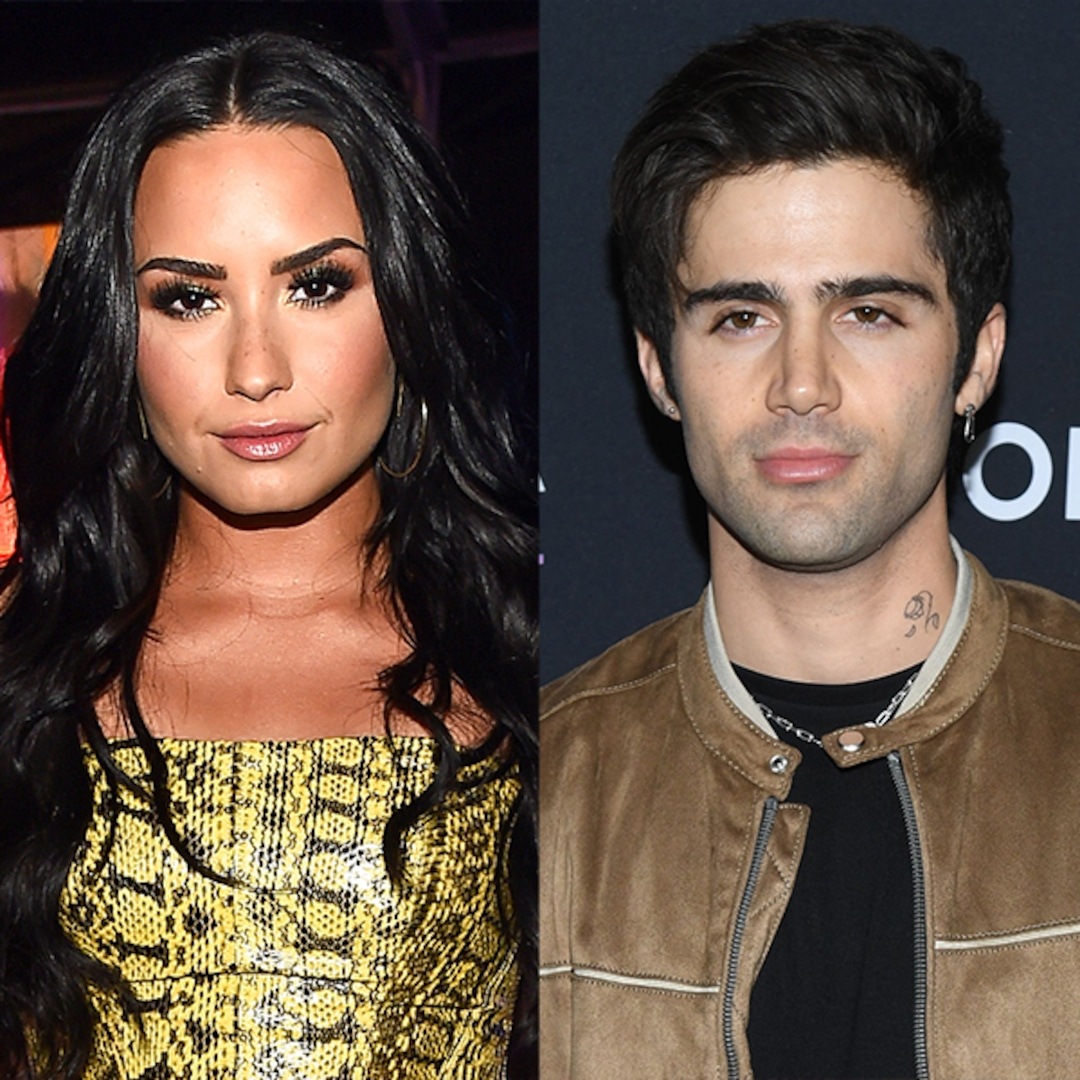Demi Lovato and Max Ehrich Break Up 2 Months After Engagement