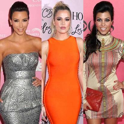 The Kardashian-Jenners Through the Years