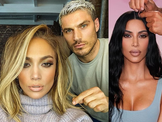 Kim Kardashian and Jennifer Lopez's Hairstylist Shares How to Perfect Your FaceTime Look