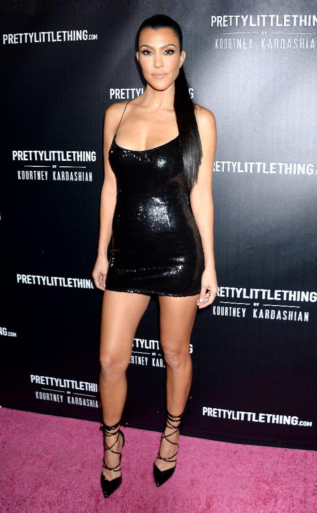 Kourtney Kardashian, Kardashian Widget, 2017