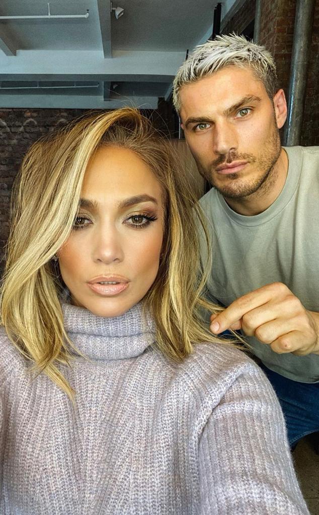 Chris Appleton, Kim Kardashian, Jennifer Lopez