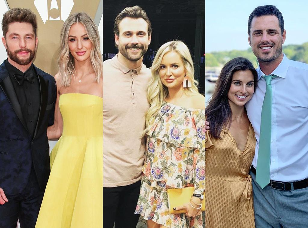 Bachelor Alum, Lauren Bushnell, Chris Lane, Emily Maynard, Tyler Johnson, Ben Higgins, Jessica Clarke