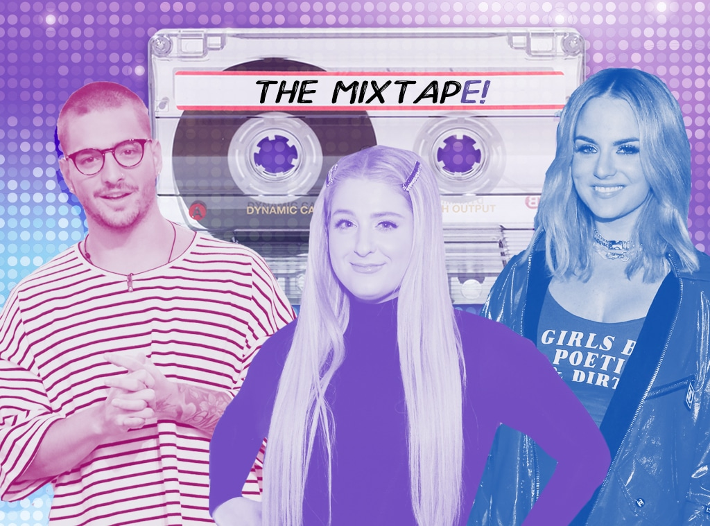 The MixtapE!, Maluma, Meghan Trainor, Jojo