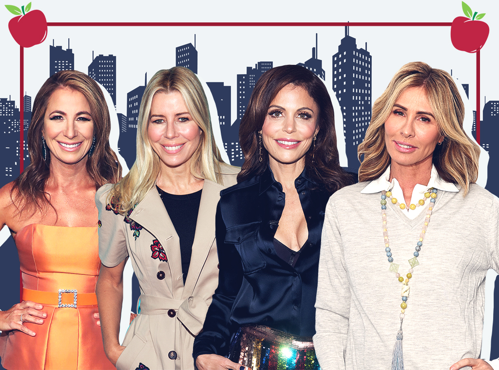 Real Housewives Of New York City Where Are They Now E Online Ca