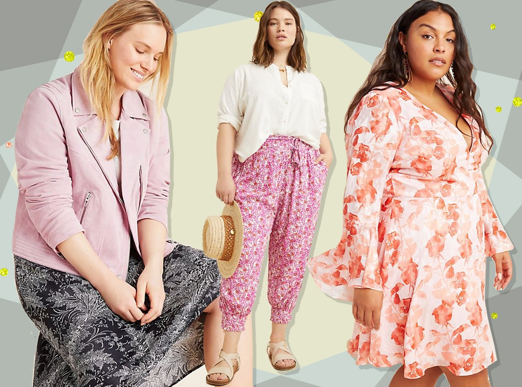 E-Comm: Anthropologie Plus-Size Items We're Obsessed With