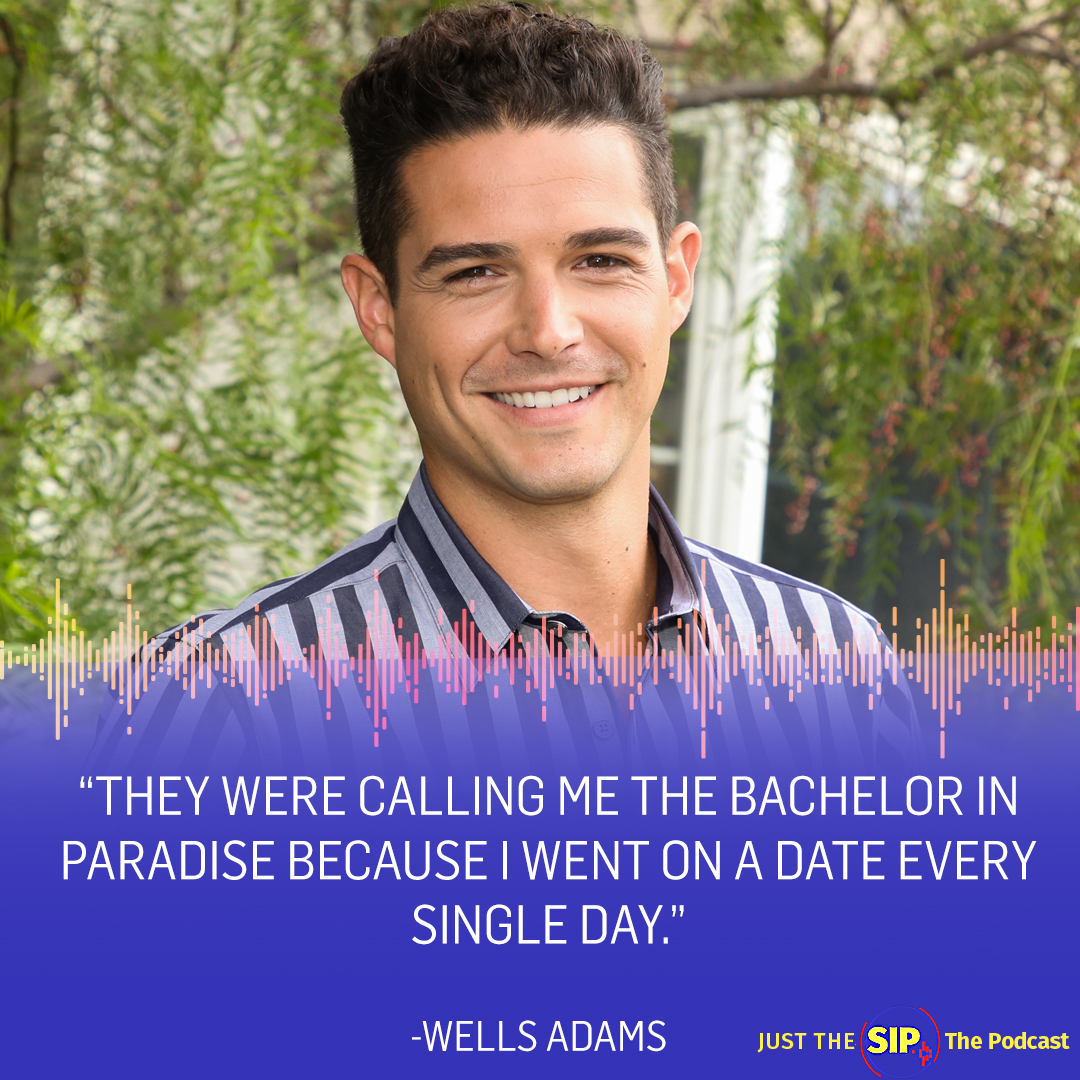 Wells Adams, Just the Sip