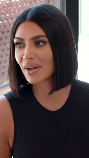Kim Kardashian, KUWTK 1801