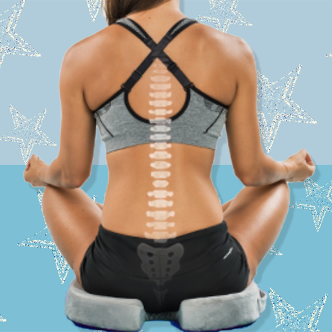 This $30 Back Pain Relief Cushion Has 6,300+ 5-Star Amazon Reviews - E!  Online