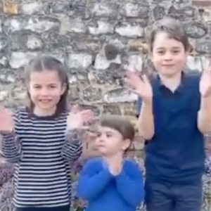 Princess Charlotte, Prince George, Prince Louis, Instagram