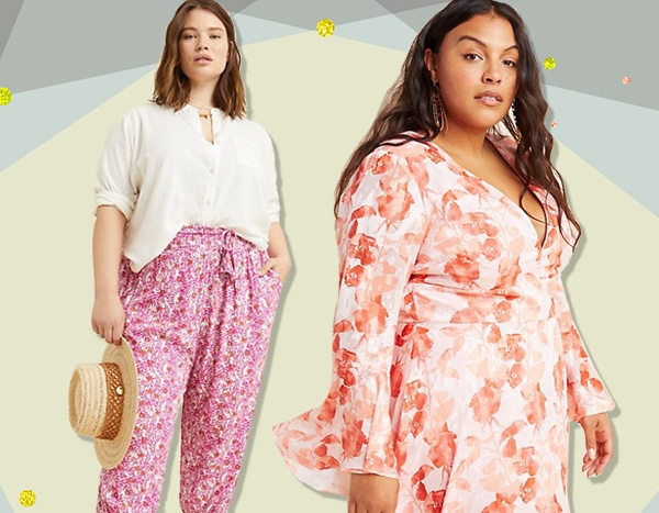 13 Anthropologie Plus-Size Items We're Obsessed With