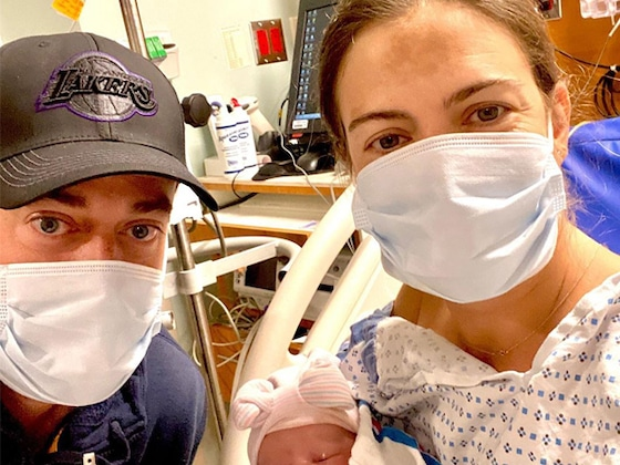"""Carson Daly Introduces Baby Girl Goldie and Calls Her a """"Beacon of Hope"""""""