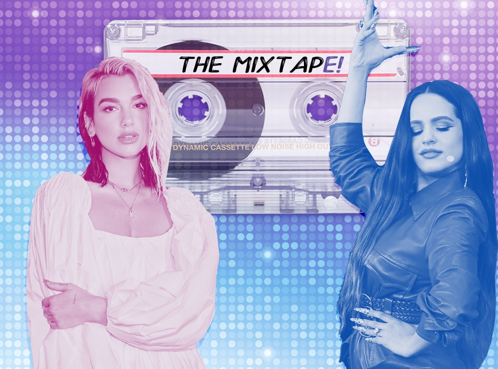 The MixtapE!, Dua Lipa, Rosalia