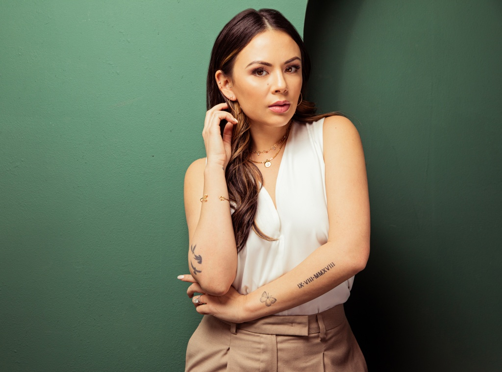 E-Commerce: Janel Parrish Jewelry Line