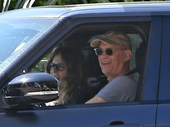 Tom Hanks and Rita Wilson Return to U.S. 2 Weeks After Testing Positive for Coronavirus