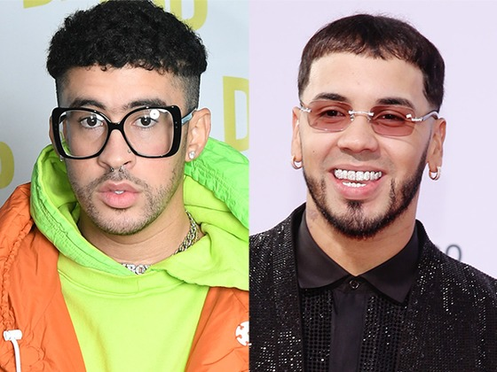 Anuel AA Accused of Throwing Shade at Bad Bunny Over His New Music Video