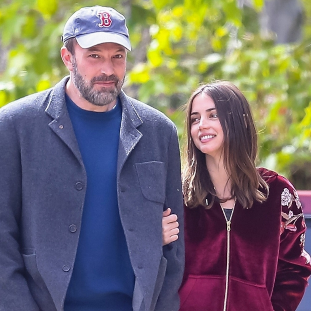 Ana de Armas Looks Back on Those Mid-Pandemic Strolls With Ex Ben Affleck