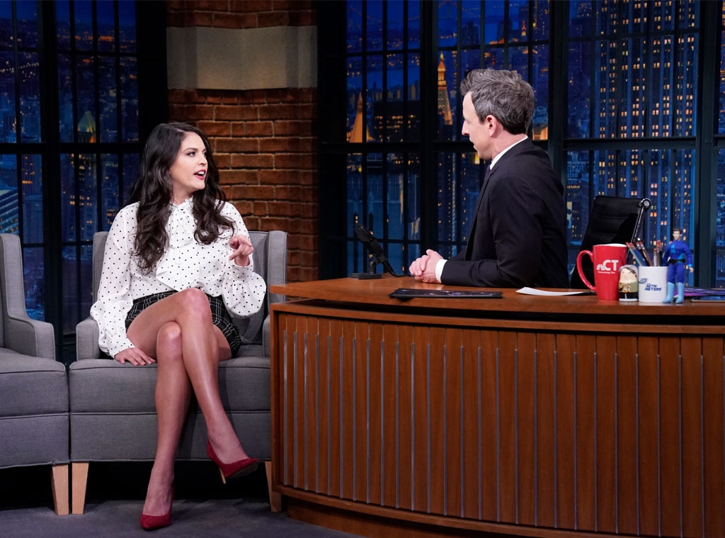 Cecily Strong, Late Night with Seth Meyers