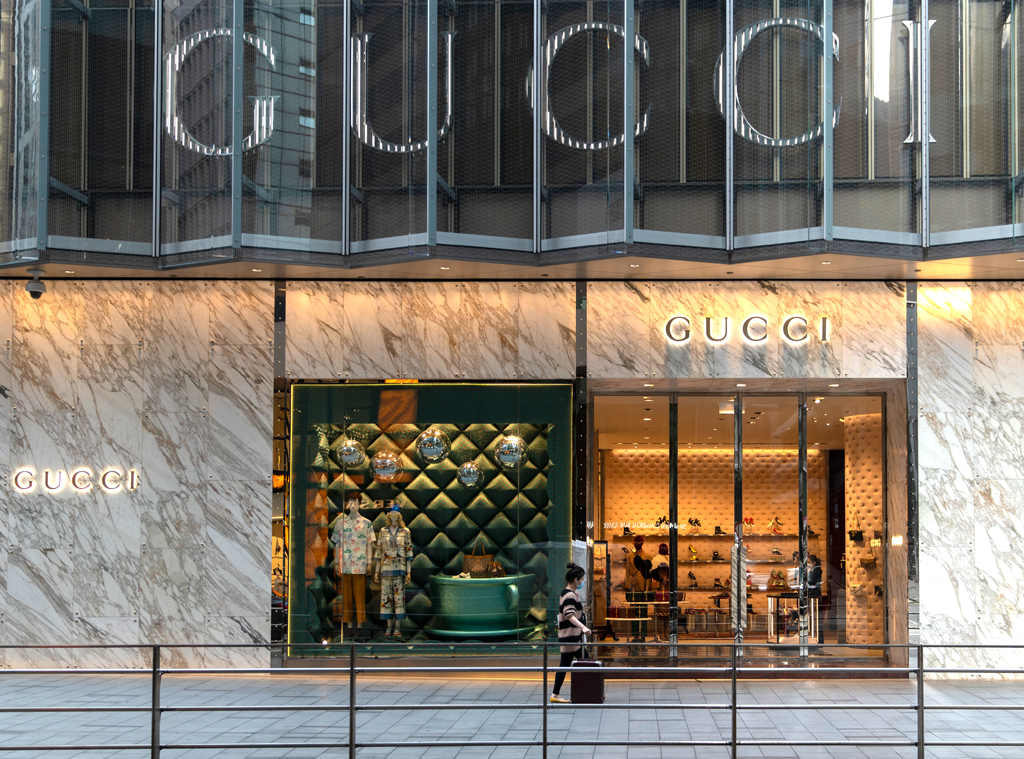 Gucci Storefront