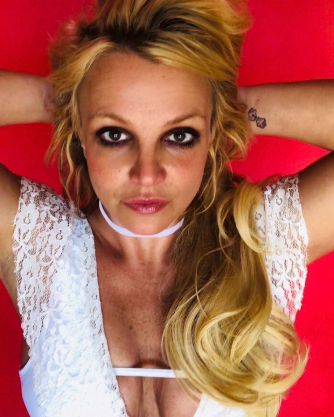 Britney Spears, Tattoo