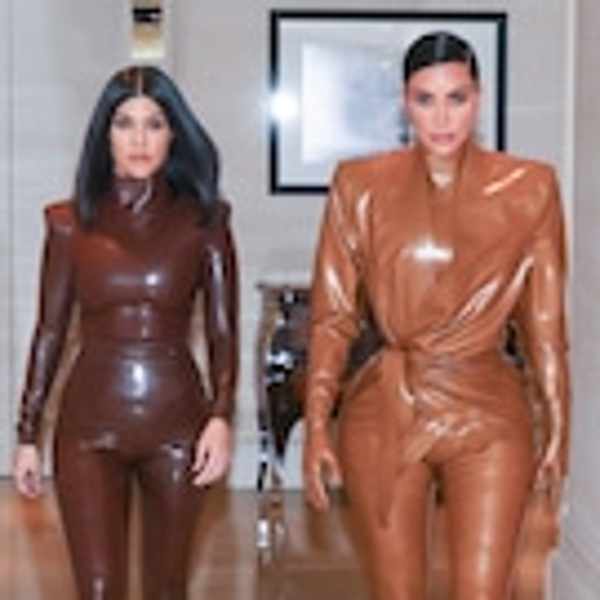 Les Kardashian à la Fashion Week de Paris 2020