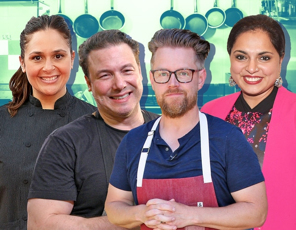 Where You've Seen Food Network's Tournament of Champions All-Star Chefs Before