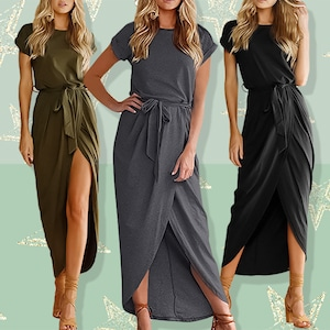 E-Comm: Amazon Maxi Dress