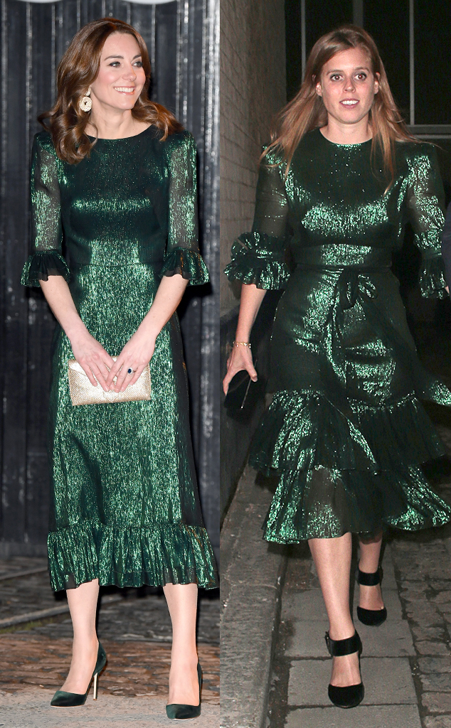 Kate Middleton, Princess Beatrice