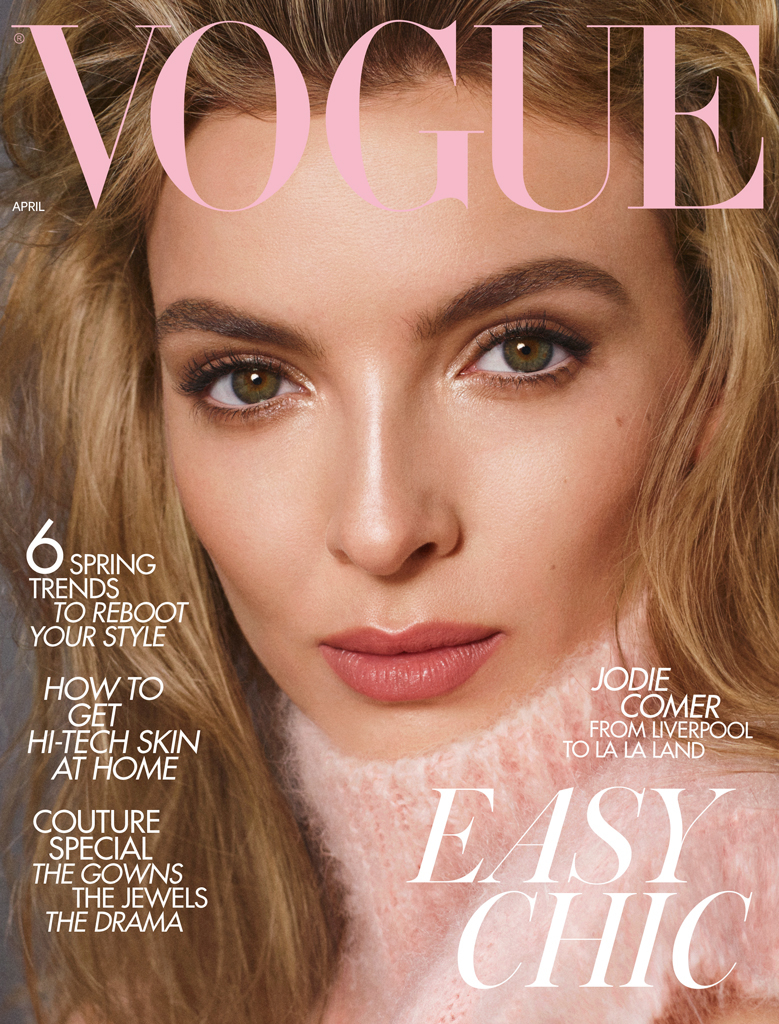 Jodie Comer, British Vogue