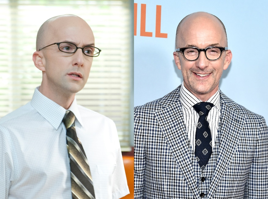 Community then and now, Jim Rash