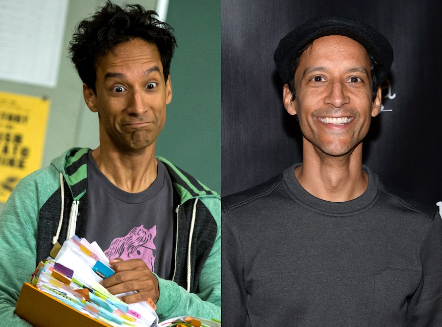 Community then and now, Danny Pudi