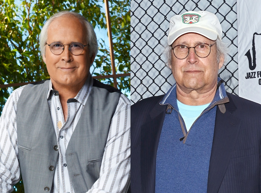 Community then and now, Chevy Chase