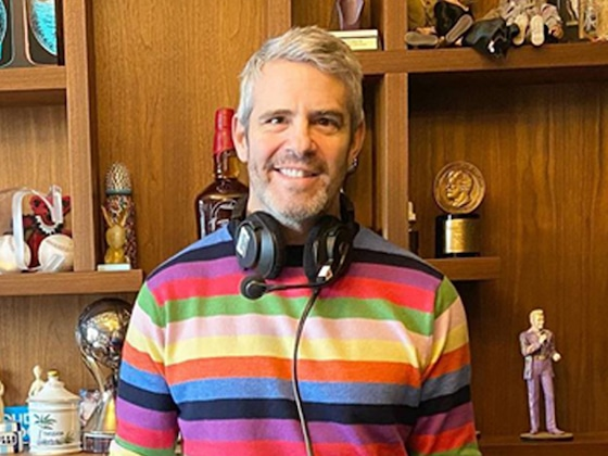 Andy Cohen Is  Feeling Better and Returning to <i>WWHL</i> 10 Days After Announcing Coronavirus Diagnosis