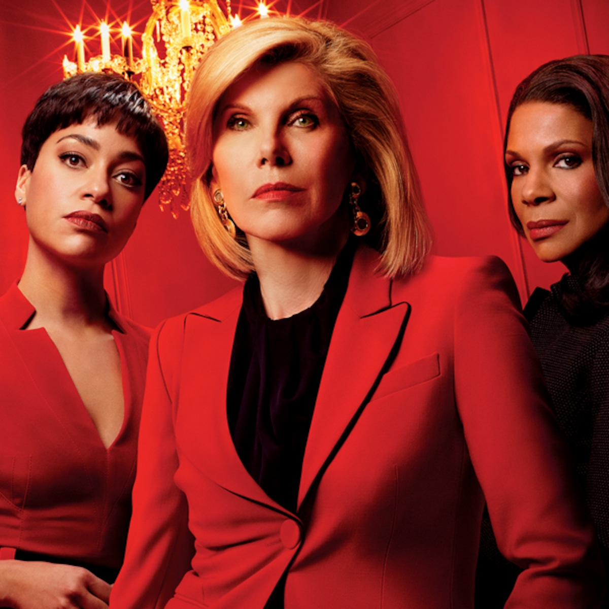 The Good Fight Exit Surprise Cush Jumbo Leaving The Show E Online Erica tazel, jane lynch, brian stokes mitchell, jerry adler and paul guilfoyle guest star. cush jumbo leaving