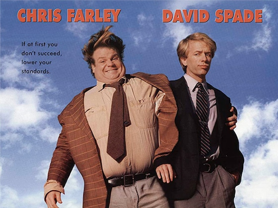 "<i>Tommy Boy</i> Turns 25: Secrets About the Movie That Will Make You Cry ""Holy Schnikes"""