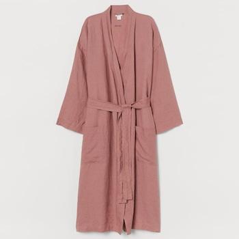 Robe, H&M Dusty Rose