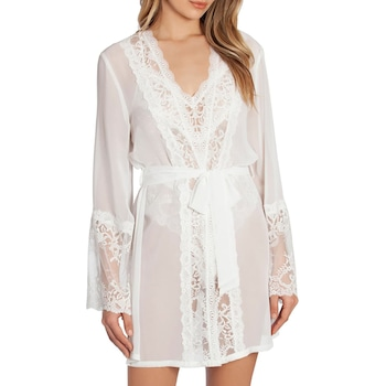 Robe, Nordstrom White Lace