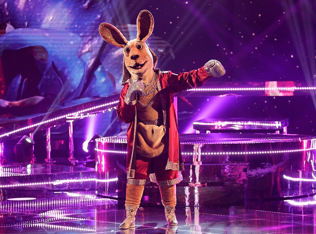 The Masked Singer's Kangaroo Gets Mad as Hell in New Performance