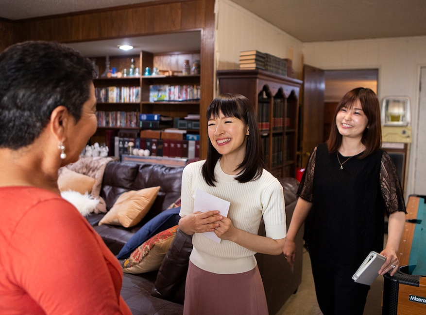 Home Improvement Shows, Tidying Up with Marie Kondo