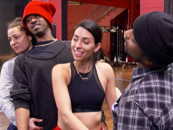 """Find Out How Jade Catta-Preta Is Putting a Twist on """"Pump Up the Jam"""" on <i>The Funny Dance Show</i>"""