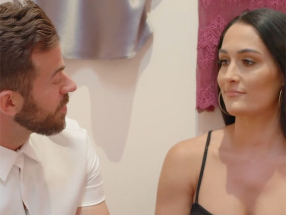Nikki Bella Rescinds Artem Chigvintsev's Invitation to Move In & His Reaction Will Break Your Heart