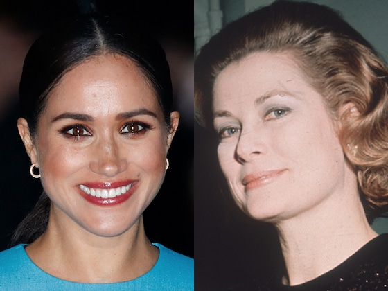 The Unexpected Way Meghan Markle Is Following in Grace Kelly's Footsteps