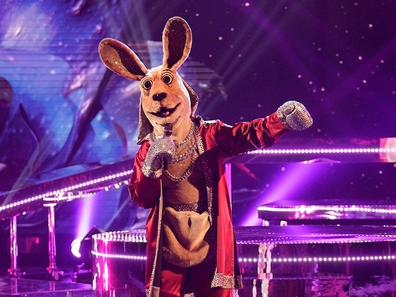 <i>The Masked Singer</i>'s Kangaroo Gets Mad as Hell in New Performance