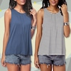 This $14 Pleated Tank Has 1,300 5-Star Amazon Reviews
