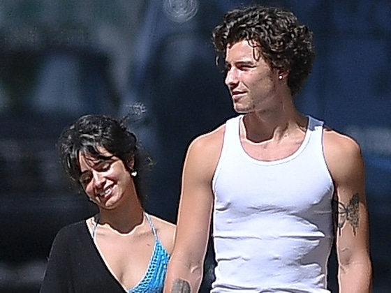 Shawn Mendes and Camila Cabello Have Never Been More Relatable on Their Painfully Slow Stroll