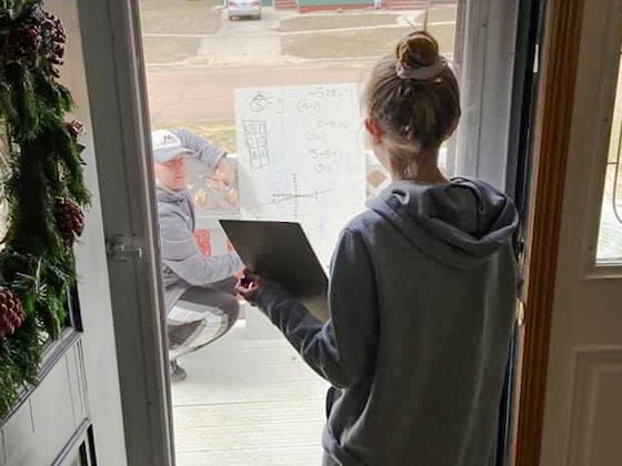 This Math Teacher Saves the Day After Helping a Student Through Her Window