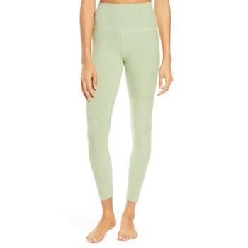 TK Colors Mood Booster, Nordstrom Green Leggings