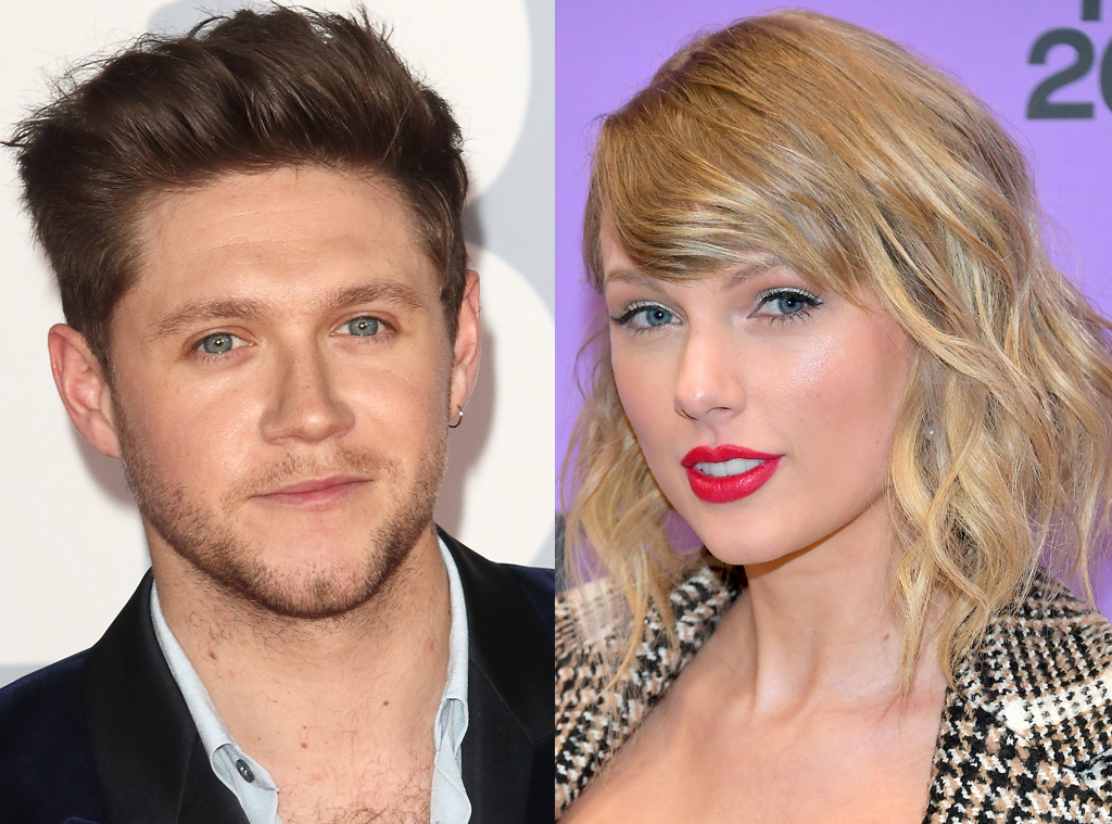 Niall Horan, Taylor Swift