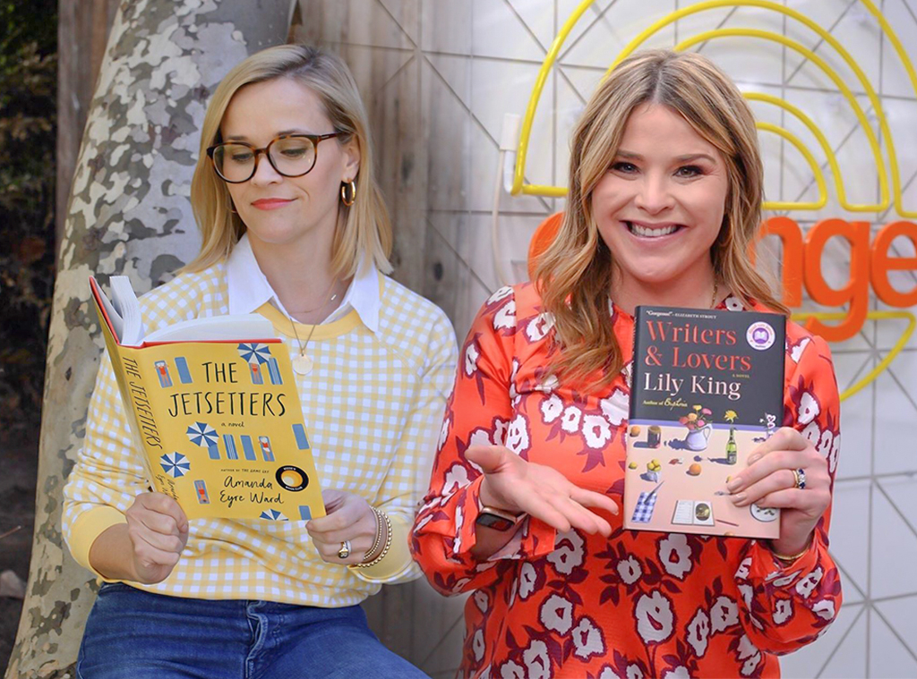 E-Comm: March 2020 Celebrity Book Club Picks
