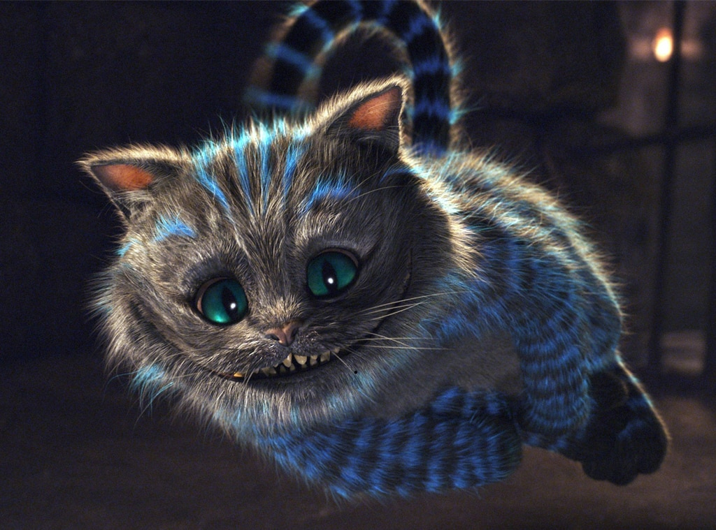 10 Facts About Tim Burton's Alice in Wonderland That Are