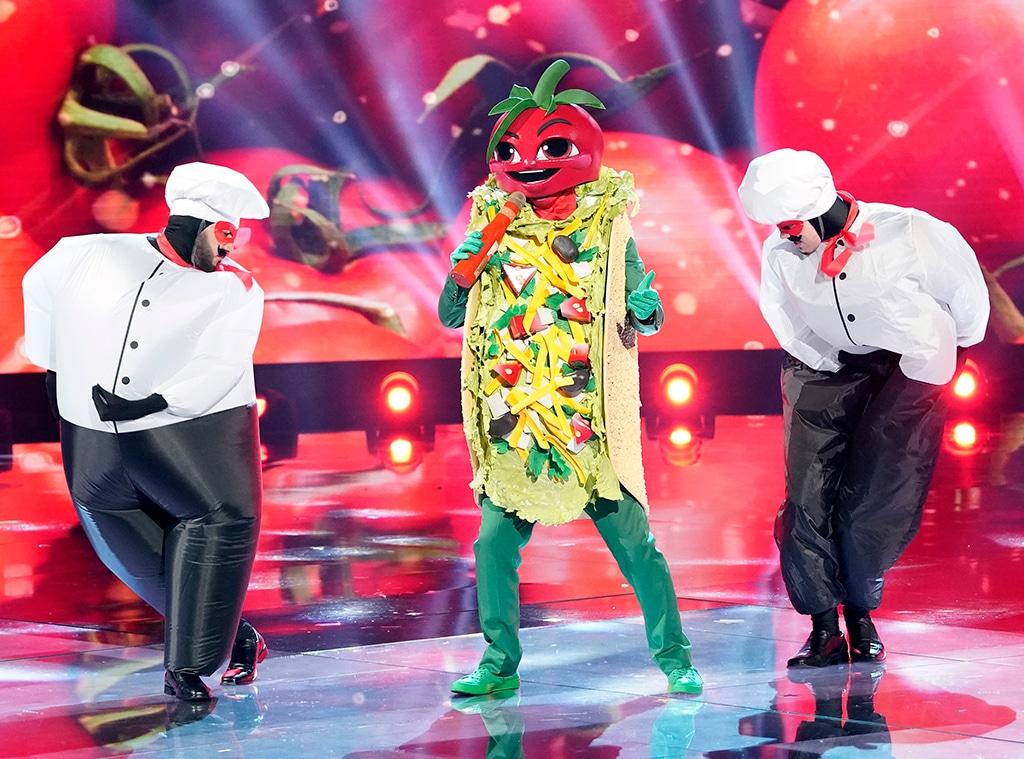 The Masked Singer, Taco